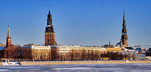 The Monumental Riches Of Riga